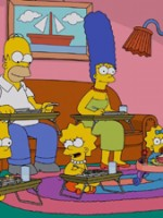 Les Simpson : Saison 30 Episode 12, The Girl on the Bus