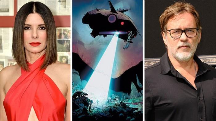 Sandra Bullock et Chris McKay refont équipe pour Netflix avec