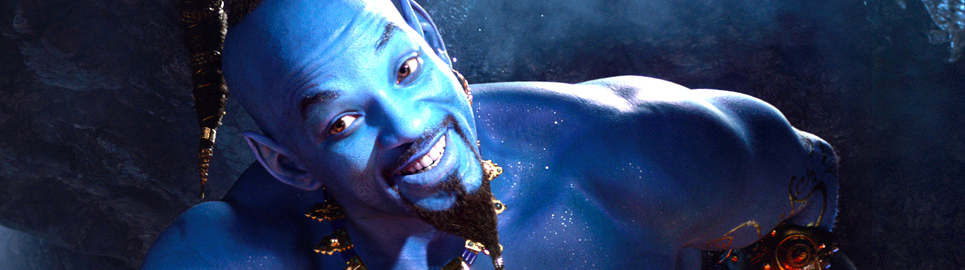 Aladdin : nouveau spot TV avec Will Smith en Génie