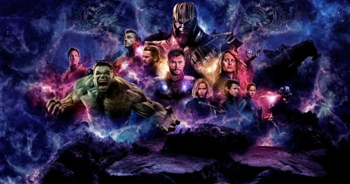 Le montage actuel fait toujours trois heures — Avengers Endgame