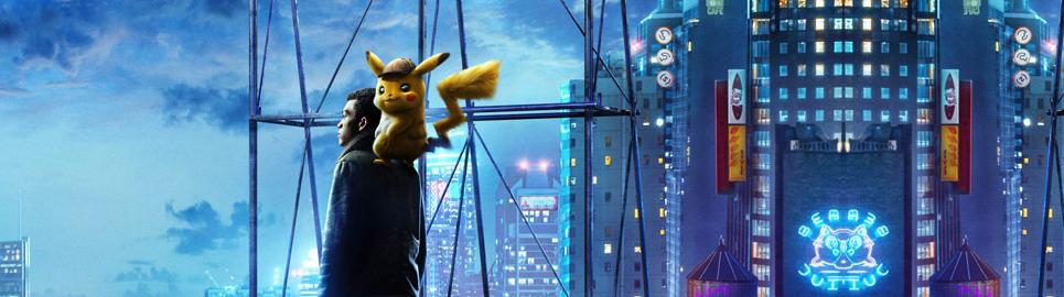 Pokemon Detective Pikachu : nouvelle bande-annonce VF et VOST