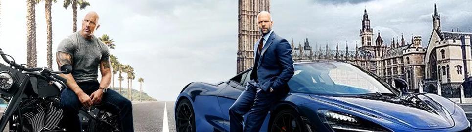 Fast & Furious Presents Hobbs & Shaw : première bande-annonce VF et VOST avec Dwayne Johnson et Jason Statham