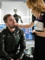 Arrow : Saison 7 Episode 17, Inheritance