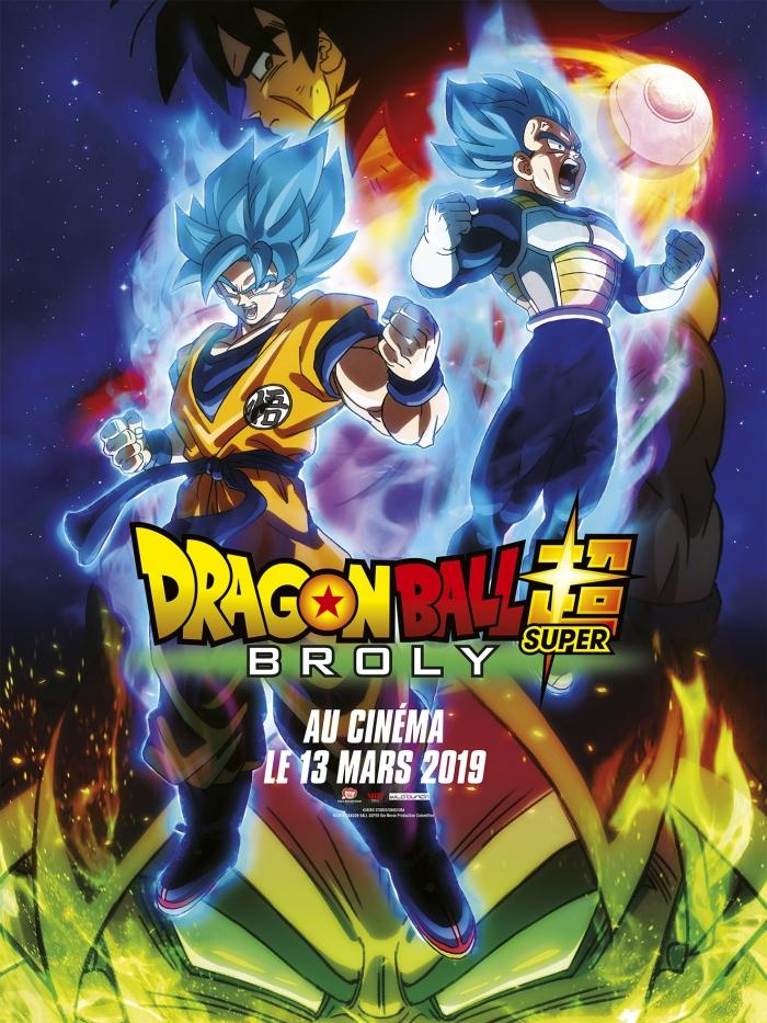 Dragon ball super broly bande annonce vf et vost - Dragon ball z broly le super guerrier vf ...