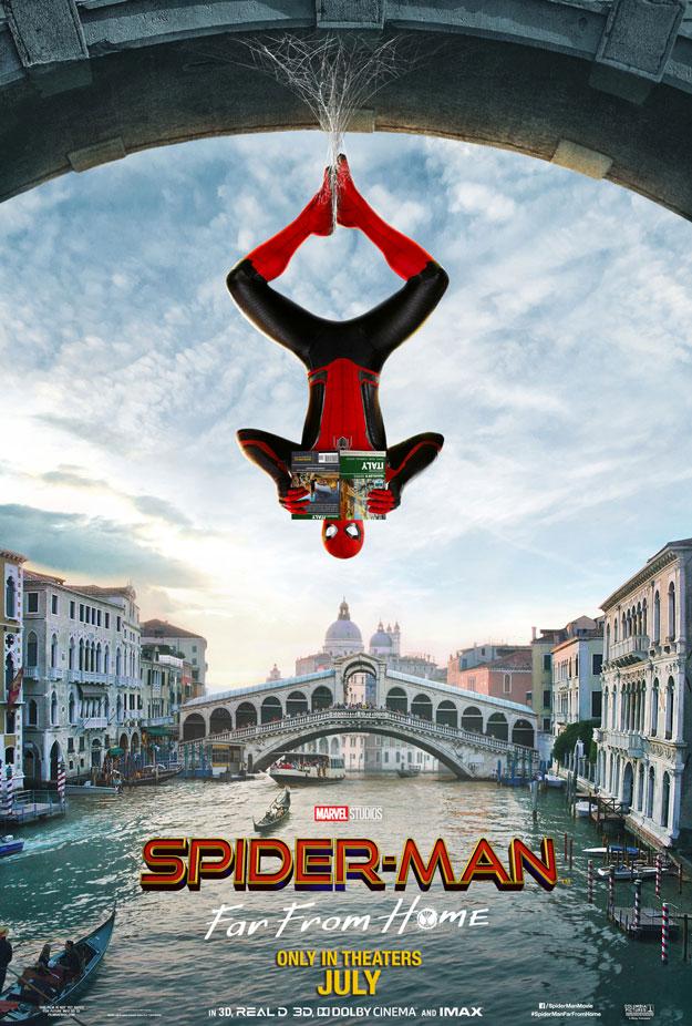 Nouvelles Photos Aladdin John Wick 3 Spider Man Far