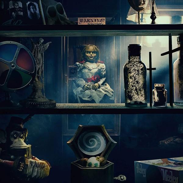 Elle est de retour… découvrez la première bande-annonce d'Annabelle 3