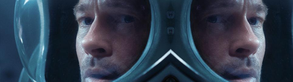 Ad Astra : bande-annonce VF et VOST avec Brad Pitt