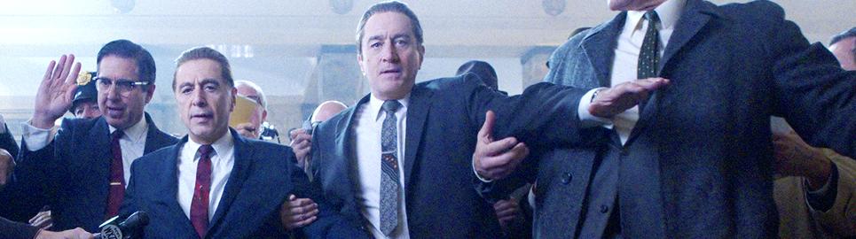 The Irishman : bande-annonce VOST du nouveau Martin Scorsese