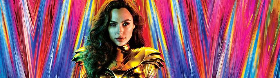 Wonder Woman 1984 : première bande-annonce VF et VOST
