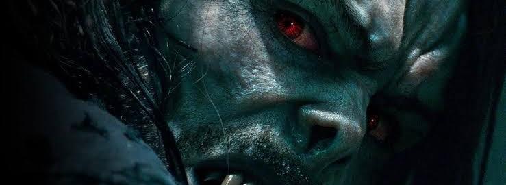 Morbius : première bande-annonce VF et VOST avec Jared Leto