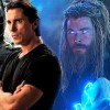Christian Bale / Thor Love and Thunder