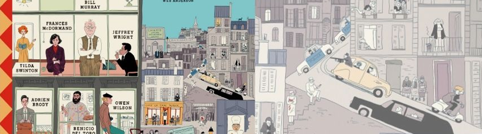 The French Dispatch : bande-annonce VOST du nouveau film de Wes Anderson